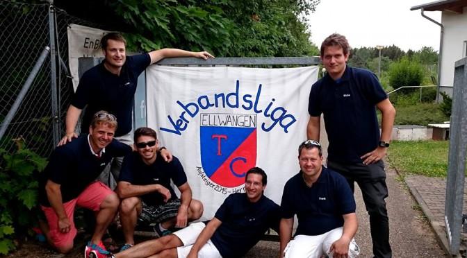 Herren 30 schaffen souverän den Aufstieg in die Verbandsliga